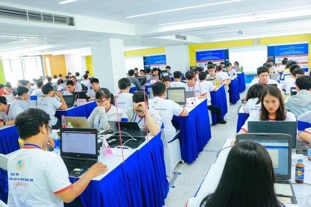 """SIU đăng cai cuộc thi """"Sinh viên với An toàn thông tin ASEAN 2020"""" - 2"""