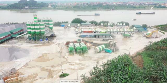 Tháo dỡ các công trình xâm hại sông Đuống sau phản ánh của Dân trí - 4