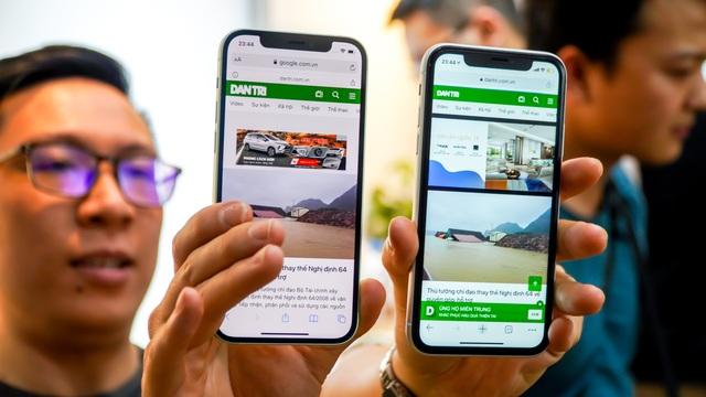 So sánh iPhone 12 và iPhone 11: Có đáng để nâng cấp? - 1