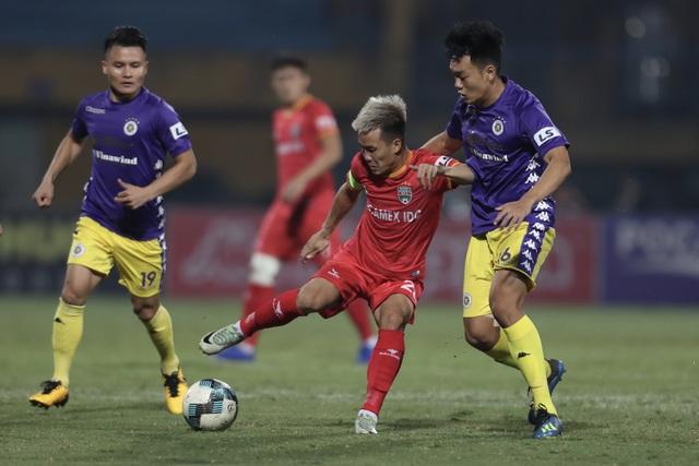 Quang Hải toả sáng, CLB Hà Nội soán ngôi đầu V-League của CLB Viettel - 5