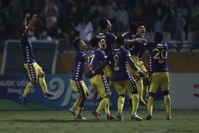 Quang Hải toả sáng, CLB Hà Nội soán ngôi đầu V-League của CLB Viettel - 8