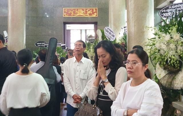 Gia đình, đồng nghiệp tiễn biệt NSND Lý Huỳnh - 11