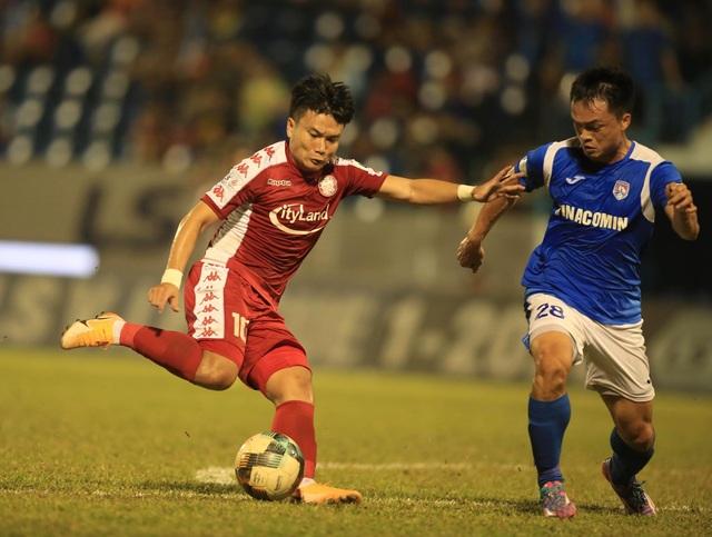 Thắng TPHCM, Than Quảng Ninh tiếp tục đua vô địch - 3