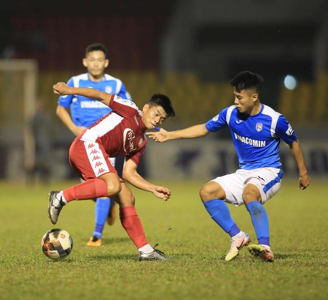 Than Quảng Ninh bất ngờ bừng sáng ở cuộc đua vô địch V-League - 1