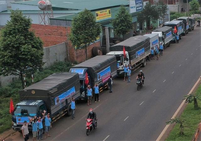 Đắk Lắk: Chung tay hướng về đồng bào miền Trung gặp lũ lụt - 1