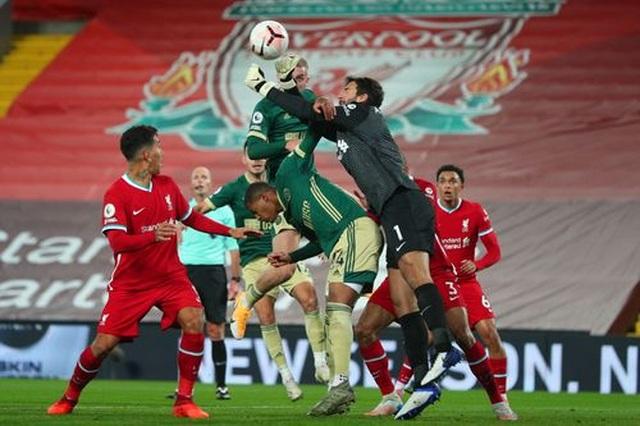 Liverpool vất vả lội ngược dòng đánh bại Sheffield Utd - 4