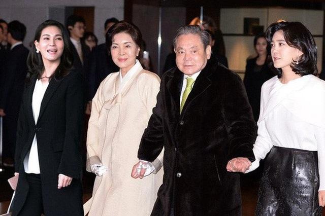 Hé lộ khối tài sản thừa kế kếch xù của hai ái nữ tỉ phú gia tộc Samsung - 5