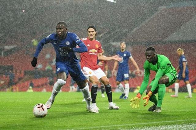 Man Utd 0-0 Chelsea: Chia điểm ở Old Trafford - 1