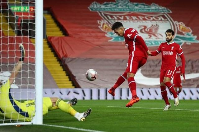 Liverpool vất vả lội ngược dòng đánh bại Sheffield Utd - 3