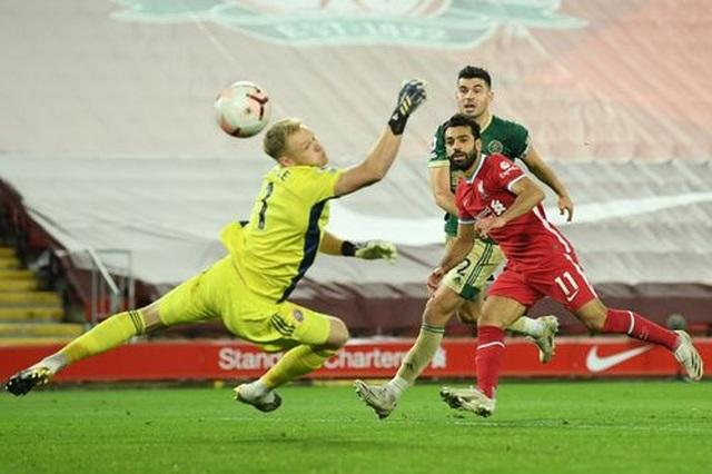 Liverpool vất vả lội ngược dòng đánh bại Sheffield Utd - 2