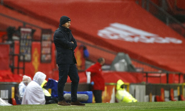 Man Utd 0-0 Chelsea: Chia điểm ở Old Trafford - 12