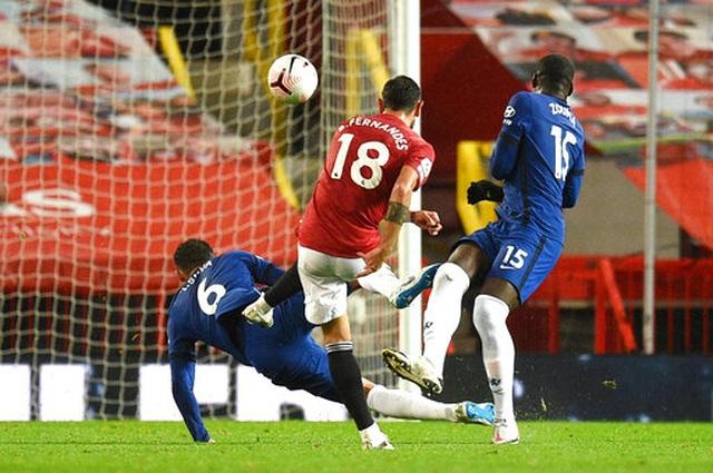 Man Utd 0-0 Chelsea: Chia điểm ở Old Trafford - 10