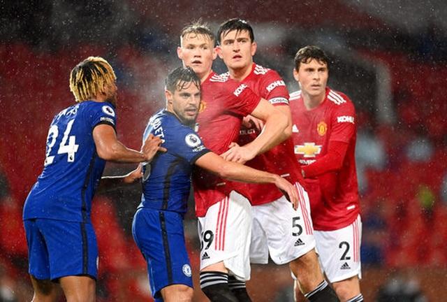 Man Utd 0-0 Chelsea: Chia điểm ở Old Trafford - 9