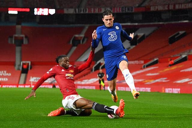 Man Utd 0-0 Chelsea: Chia điểm ở Old Trafford - 5
