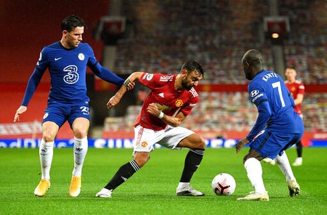 Man Utd 0-0 Chelsea: Chia điểm ở Old Trafford - 4