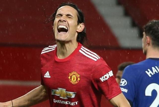 HLV Solskjaer nói gì về màn ra mắt Man Utd của Edinson Cavani? - 1