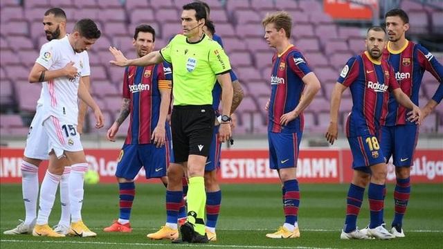 Báo thân Barcelona tố trọng tài là người của Real Madrid - 2