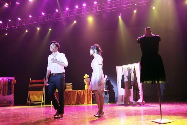 Mãn nhãn đêm nhạc kịch tiếng Anh đầy cảm xúc của học sinh Hà Nội - 10