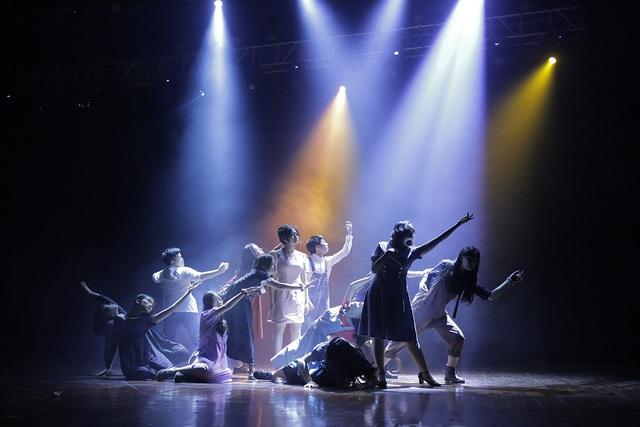 Mãn nhãn đêm nhạc kịch tiếng Anh đầy cảm xúc của học sinh Hà Nội - 2