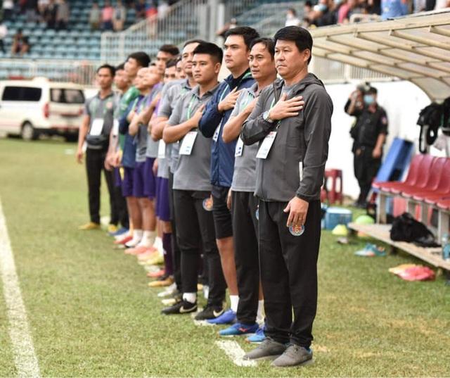 HLV Sài Gòn FC: Không thể nói cầu thủ của tôi vô đạo đức - 2