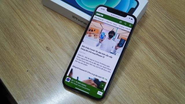 iPhone 12 và 12 Pro đầu tiên xuất hiện tại ShopDunk - đại lý uỷ quyền Apple - 1