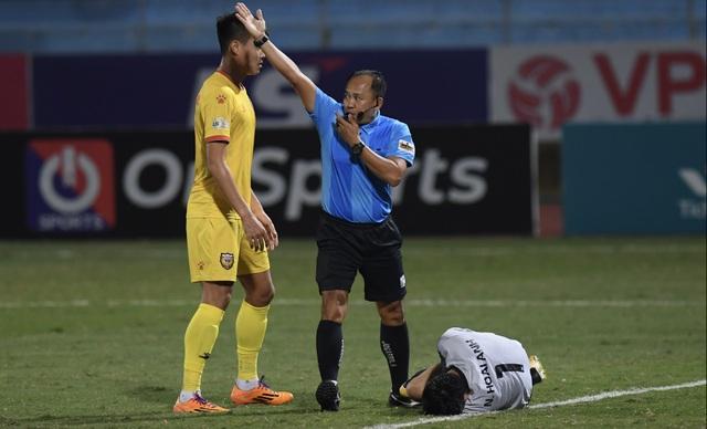 Trọng Đại tỏa sáng, CLB Viettel tiếp tục dẫn đầu bảng V-League - 2