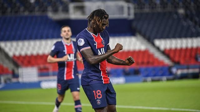 Mbappe thăng hoa, PSG thắng cách biệt 4 sao tại Ligue 1 - 1