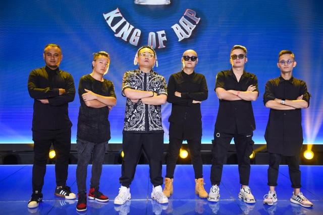 Sốc khi loạt ứng viên chức vô địch King of Rap bị loại trước Chung kết - 2
