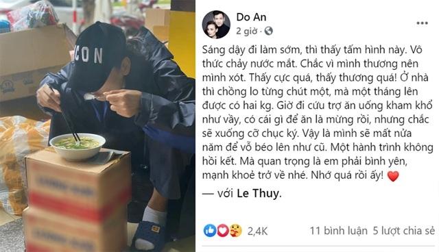 Không phải số tiền siêu khủng, tình người mới là giá trị sao Việt trao đi - 5