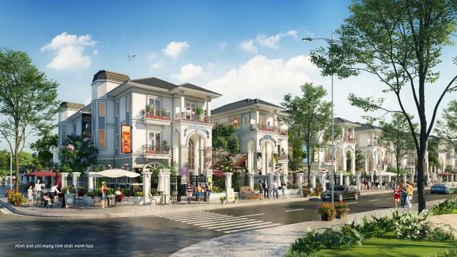 """Khu đô thị sinh thái kiểu mẫu - """"thỏi nam châm"""" thu hút nhà đầu tư tại Vinh - 2"""