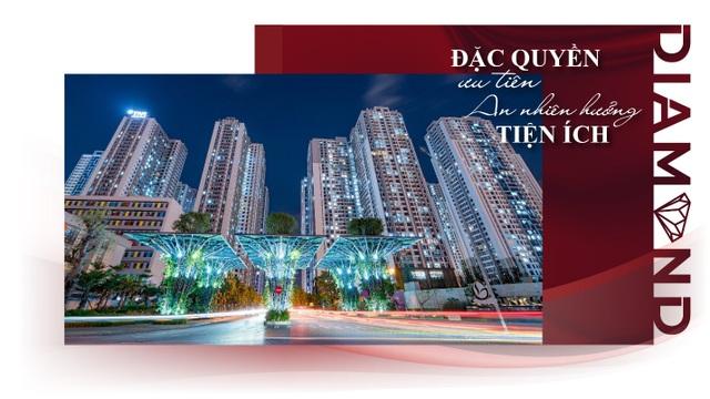 Những đặc quyền ưu tiên của cư dân Tòa Diamond - Goldmark City - 4