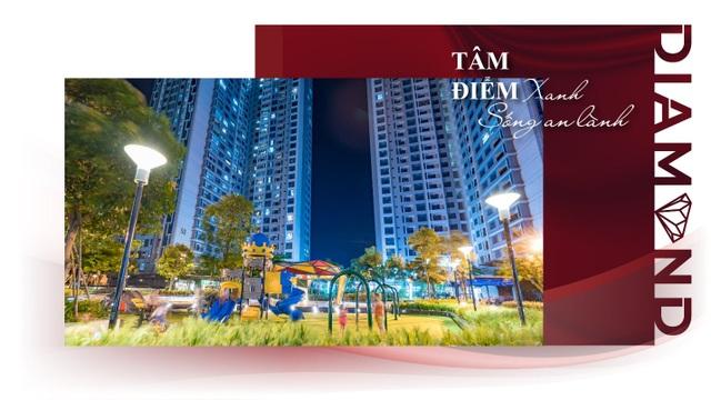 Những đặc quyền ưu tiên của cư dân Tòa Diamond - Goldmark City - 5