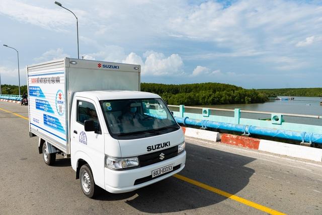 5 lý do khiến Suzuki Super Carry Pro là sự lựa chọn của nhiều khách hàng - 1