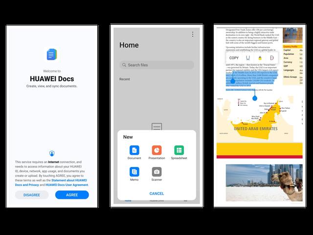 """Huawei ra mắt Petal Maps và Docs để khỏa lấp cuộc sống """"không Google"""" - 4"""