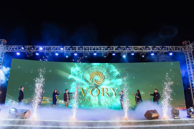Hơn 500 chiến binh lan tỏa sức nóng tại lễ kick-off dự án Ivory Villas  Resort - 1