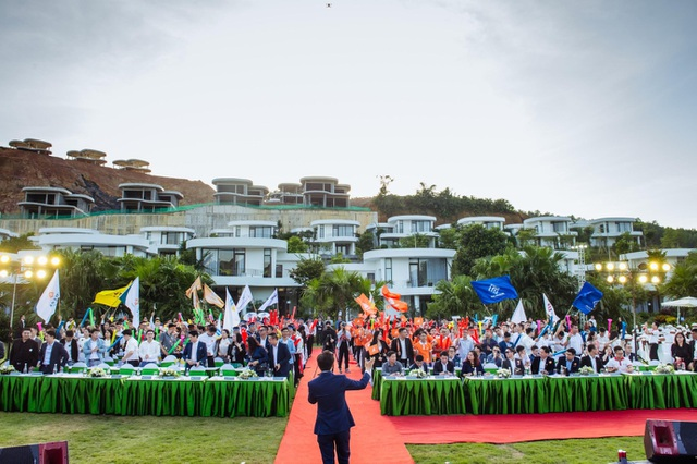 Hơn 500 chiến binh lan tỏa sức nóng tại lễ kick-off dự án Ivory Villas  Resort - 3