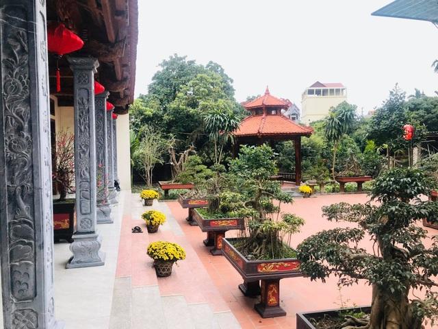 Ông bố Hà Nội làm nhà vườn 1.500m2 tràn ngập cây xanh, đẹp bình yên  - 4