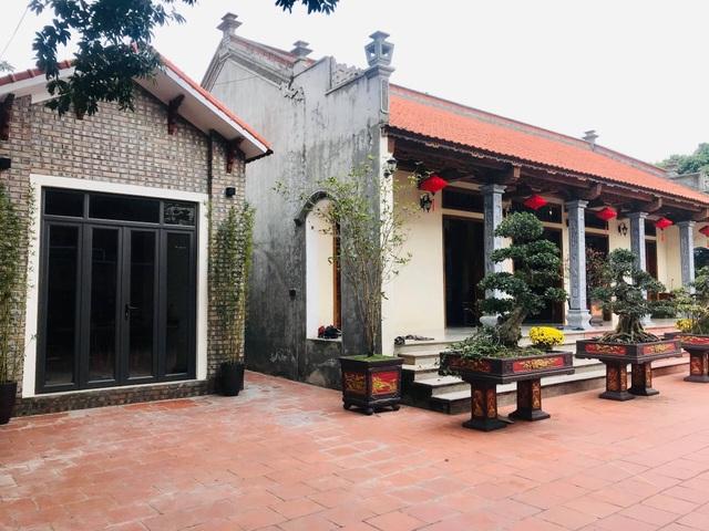 Ông bố Hà Nội làm nhà vườn 1.500m2 tràn ngập cây xanh, đẹp bình yên  - 3