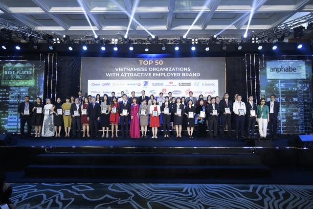 Nhiều doanh nghiệp CNTT lọt danh sách công ty đáng làm việc nhất Việt Nam - 1