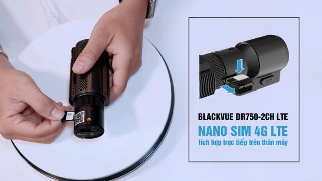 Camera hành trình Blackvue DR750-2CH LTE bom tấn trình làng, cấu hình cực khủng - 2