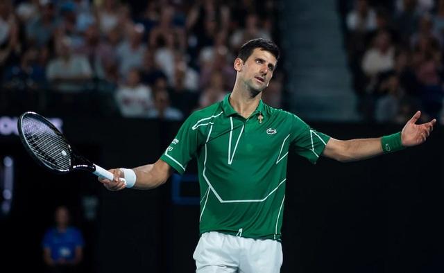 """Djokovic: """"Vienna Open là giải ATP 500 khó khăn nhất mọi thời đại"""" - 1"""