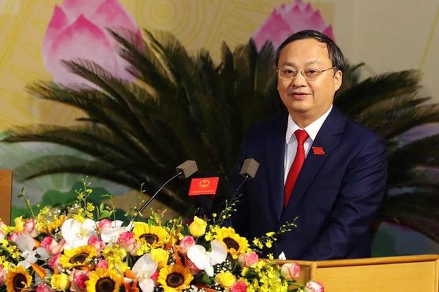 Ông Đỗ Tiến Sỹ tái đắc cử Bí thư Tỉnh ủy Hưng Yên - 1