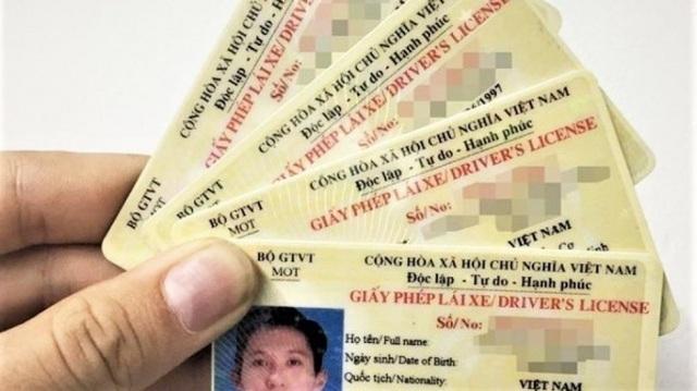 Đánh giá toàn diện việc chuyển quản lý giấy phép lái xe sang ngành công an - 1