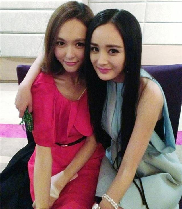 """Đường Yên """"đụng độ"""" cô bạn thân cũ Dương Mịch tại sự kiện - 11"""
