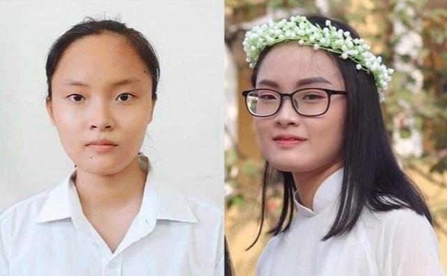 Công an phát thông báo truy tìm nữ sinh Học viện Ngân hàng mất tích - 1