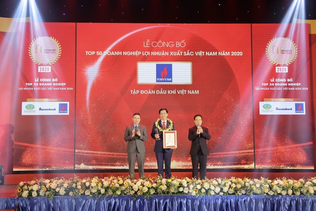 """Petrovietnam: Vượt """"khủng hoảng kép"""", duy trì vị trí dẫn đầu các doanh nghiệp lợi nhuận tốt nhất Việt Nam - 1"""