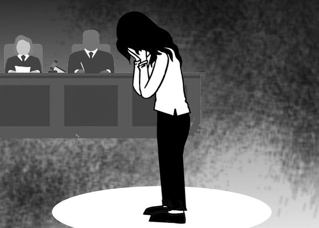 Phiên tòa ly hôn hy hữu - 1