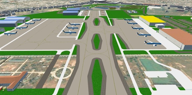 """Nguy cơ """"lụt"""" tiến độ dự án nhà ga sân bay Tân Sơn Nhất gần 11.000 tỷ đồng - 1"""