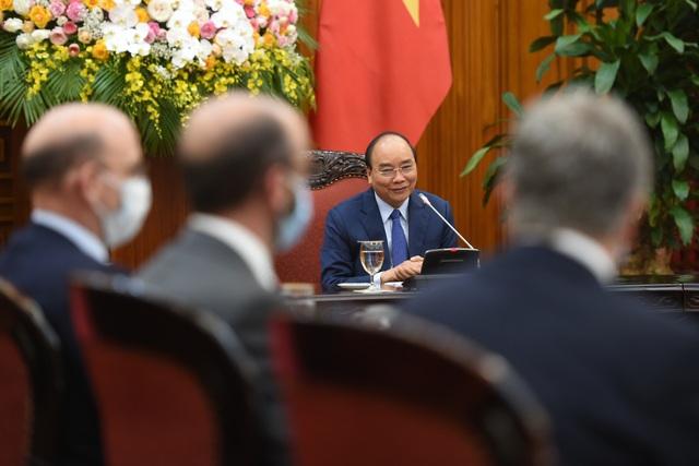 Thủ tướng: Chính sách tỷ giá của Việt Nam không nhằm cạnh tranh thương mại - 1