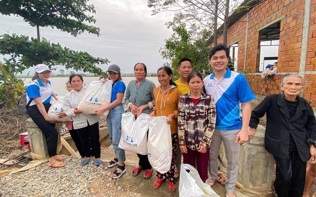 Khải Hoàn Land chung tay hỗ trợ đồng bào bị thiệt hại do bão lụt tại Thừa Thiên Huế - 1